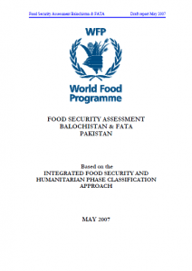 IPC FATA and Balochistan  (May 2007)