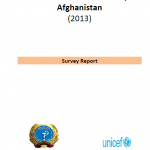 National Nutrition Survey Afghanistan 2013