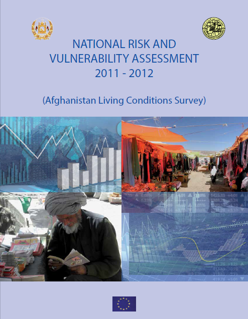 National Risk and Vulnerability Assessment  (NRVA) 2013, Afghanistan