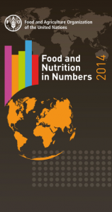 Food and Nutrition in numbers 2014